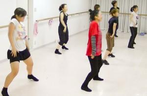 ジャズダンス教室(大人)